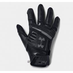 Boys UA Harper Hustle Batting Gloves