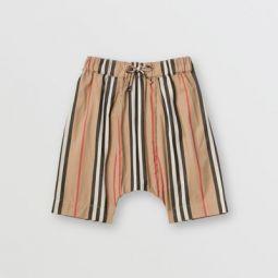 Icon Stripe Cotton Poplin Trousers