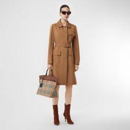 Technical Twill Coat