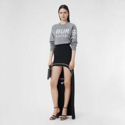 Horseferry Merino Wool Blend Jacquard Sweater
