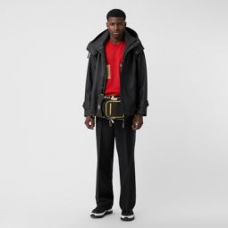Detachable Hood Showerproof Jacket