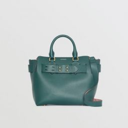 The Small Leather Belt Bag