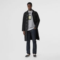 Straight Fit Japanese Selvedge Denim Jeans