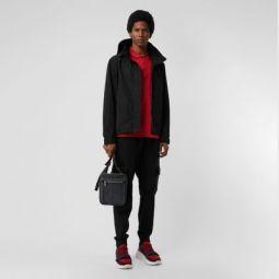 Packaway Hood Shape-memory Taffeta Jacket
