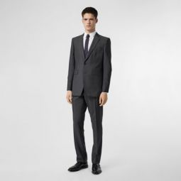 Classic Fit Wool Mohair Suit
