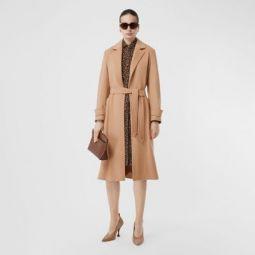 Cashmere Wrap Coat