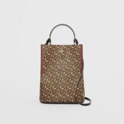 Small Monogram E-canvas Peggy Bucket Bag