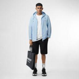 Packaway Lightweight Hooded Jacket