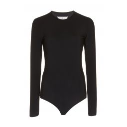 Fitted Jersey Bodysuit