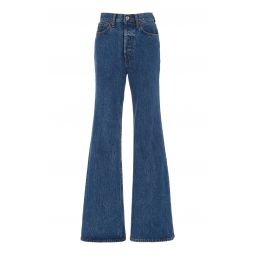 Ultra High-Rise Wide-Leg Jeans