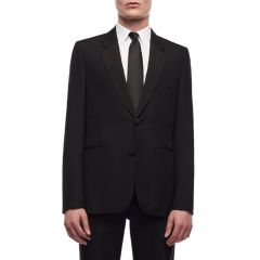 Mens Michel Single-Breasted Cashmere Jacket