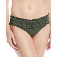 Costa Embroidered Hipster Swim Bikini Bottom