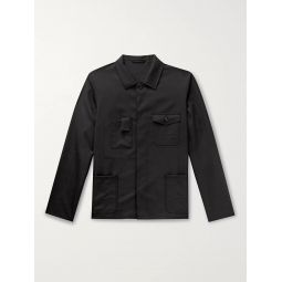 Virgin Wool Overshirt
