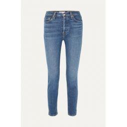 Originals High-Rise Ankle Crop stretch skinny jeans