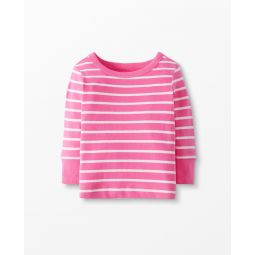 Bright Basics Striped Tee
