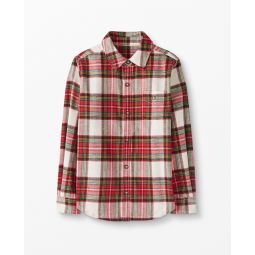 Festive Flannel Shirt