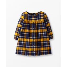 Fireside Flannel Dress