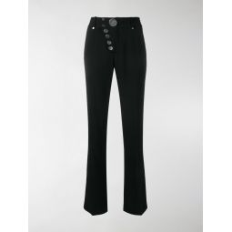 snap buttoned trousers
