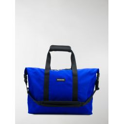contrast strap holdall