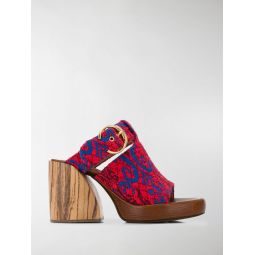 tapestry Wave mules