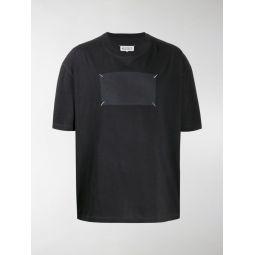 stitching detail T-shirt