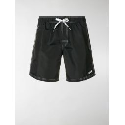 MSGM X Sundek swim shorts