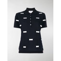 Bow Embroidery Polo