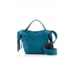 Musubi Knotted Mini Leather Bag