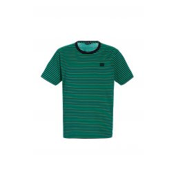 Nash Striped Cotton-Jersey T-Shirt