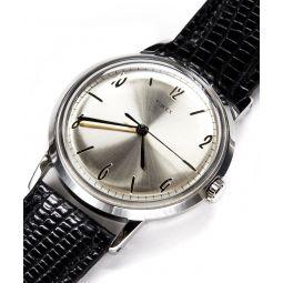 Timex Marlin Watch in White 34mm - Todd Snyder