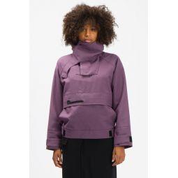Midnight Pullover in Purple