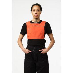 Bag Vest in Orange