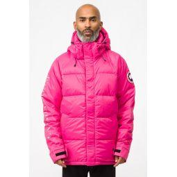 Approach Jacket in Summit Pink