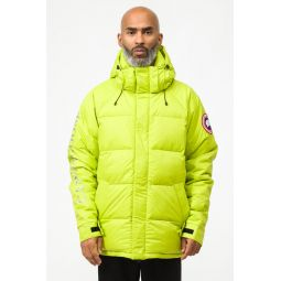 Approach Jacket in Aurora Green