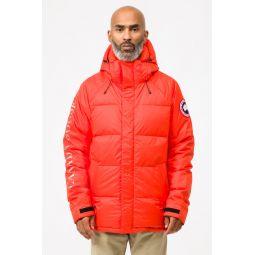 Approach Jacket in Monarch Orange