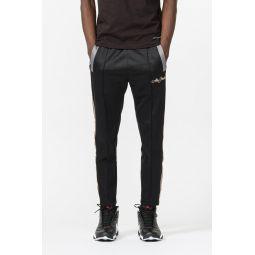 Jordan Remastered Pants in Black/Grey/Beige