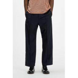 Trousers in Dark Navy