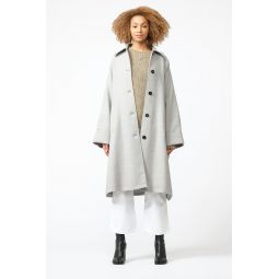 Overcoat in Grey