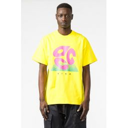 ACG Short Sleeve T-Shirt in Yellow