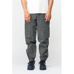 Made in Italy Pant in Iron Grey