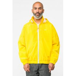 Made In Italy Track Jacket in Optic Yellow