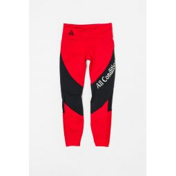 ACG Tights in Red/White