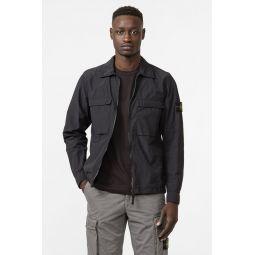 11102 Shirt Jacket in Black