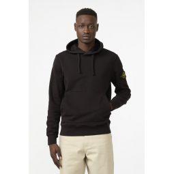 64151 Hooded Sweatshirt in Black