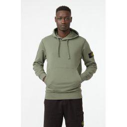 64151 Hooded Sweatshirt in Green