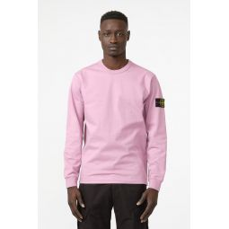 64450 Long Sleeve Heavyweight Top in Pink