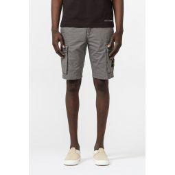 L07WA Cargo Shorts in Grey