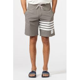 Classic Board Short in Medium Grey
