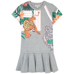 Graphic dress - Fantastic Kenzo
