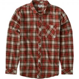 Freemont Flannel Shirt - Mens